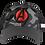 Thumbnail: Marvel Avengers Logo Camo Baseball Cap