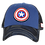 Thumbnail: Marvel Avengers Captain America Camo Baseball Cap