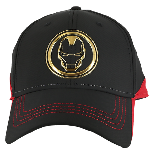 Marvel Avengers Iron Man Baseball Cap Back Logo