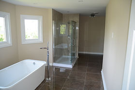 Bathroom, kitchen, basement renovation