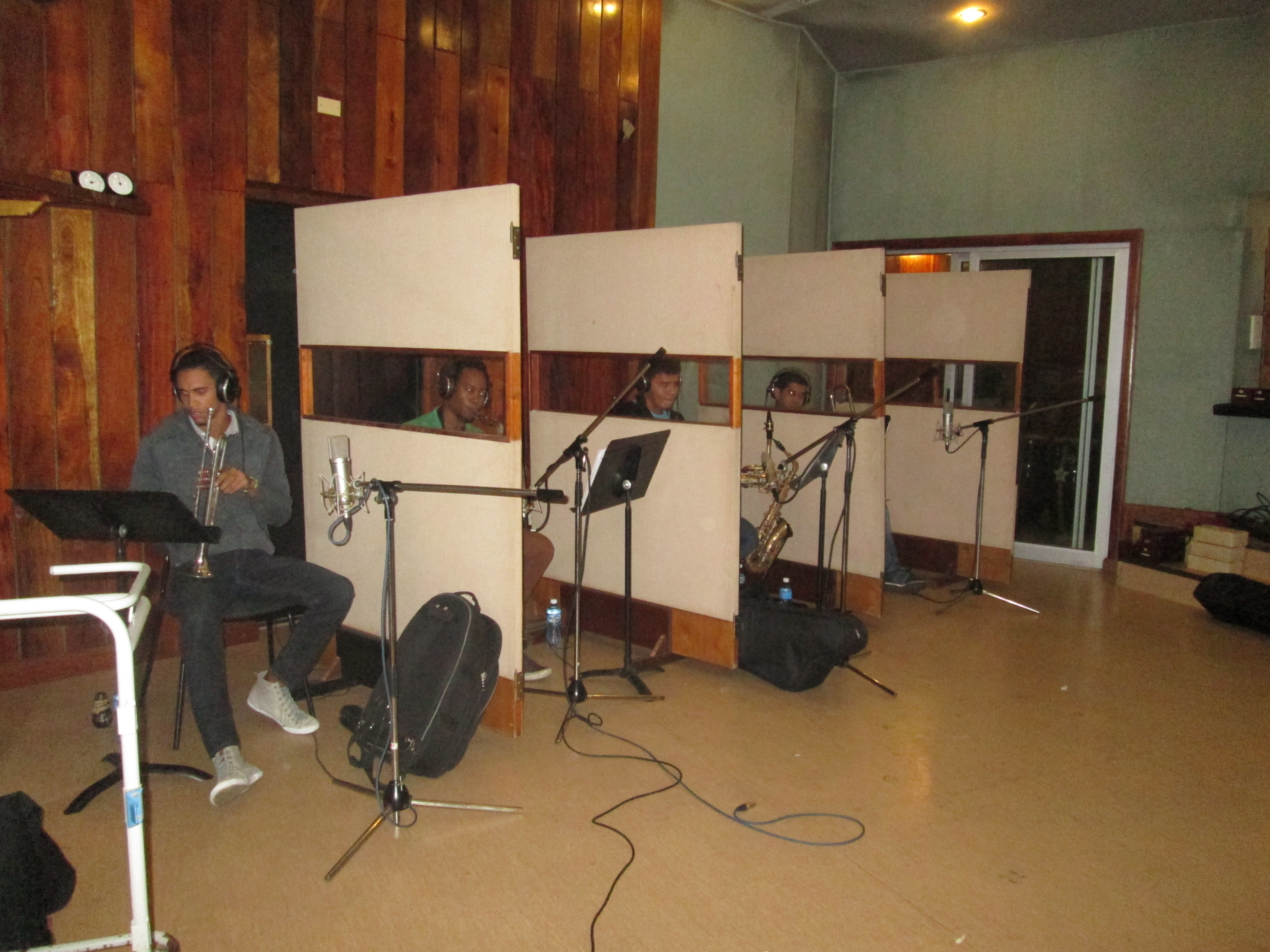 Abdala Studios, December 2015