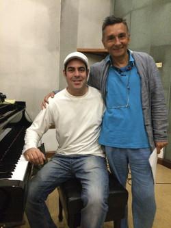 Adriano and Alejandro