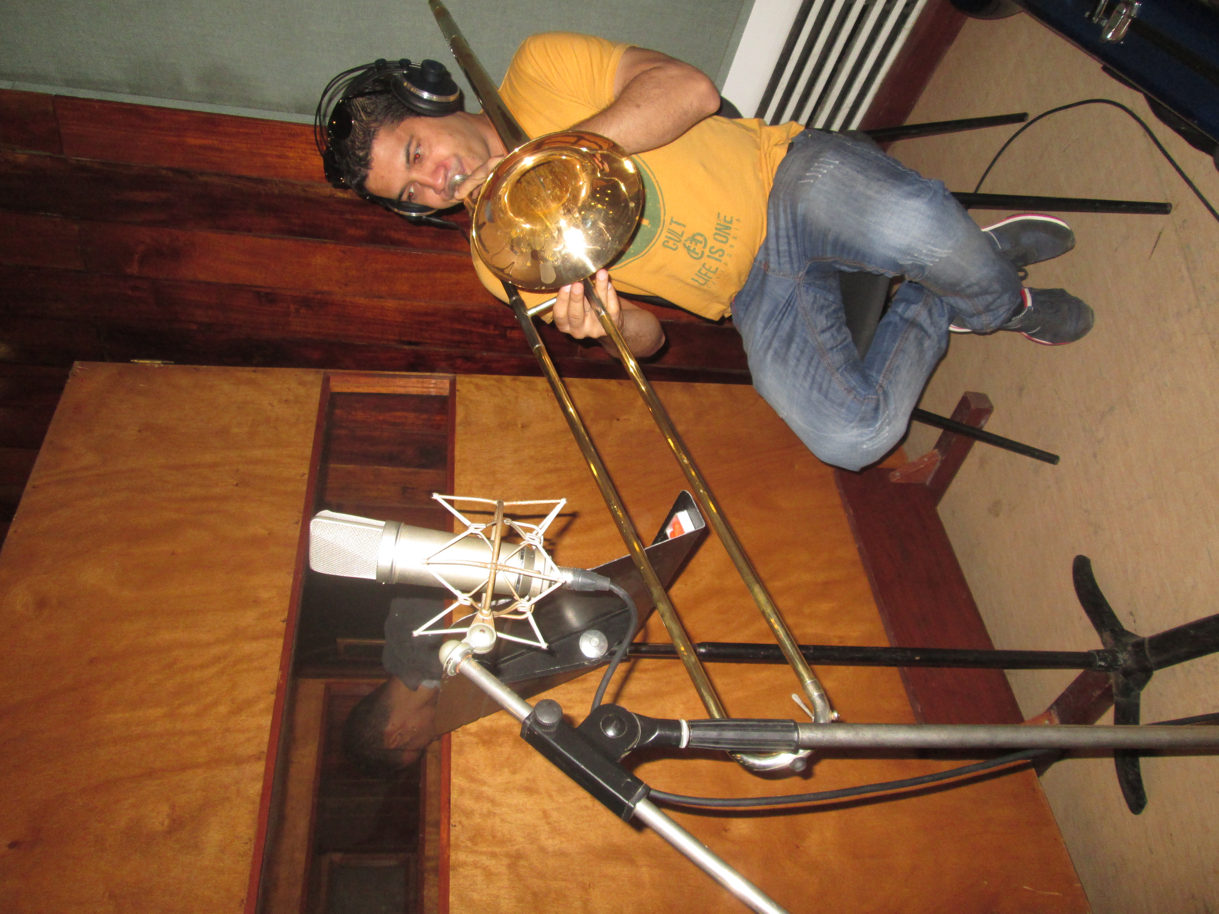 HeikelTrimino, trombone