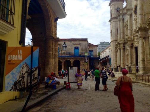 Enjoying Havana