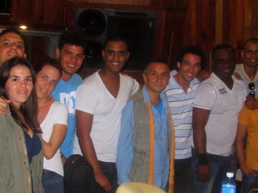 """Marvelous! """"Havana Blue"""" was recorded in La Habana"""