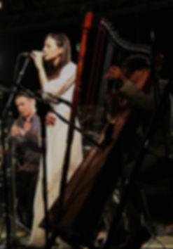 Merigar 30th Anniversary, Adriano Clemente, Nina Suza Reiss, Jasna Jovicevic