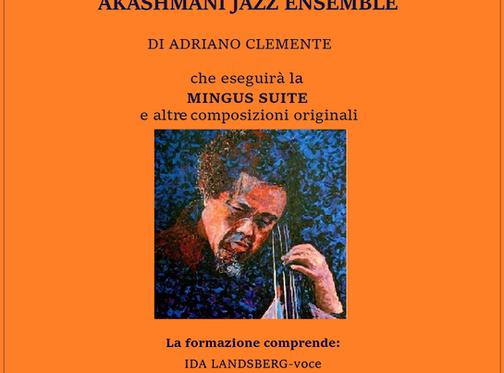I am pleased to invite you to my new concert! Teatro degli Unanimi, Arcidosso, November 16th 2014