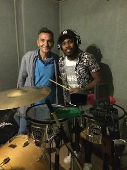 Adriano and Deivys