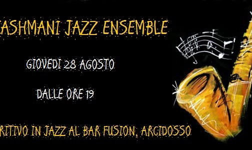 Come and join us for the AperiJazz