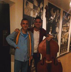 Adrianio and Yandy, Abdala