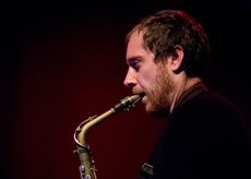 Daniele Tittarelli, baritone sax