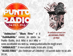 A nice presentation of INNER FIRES from italian Punto Radio