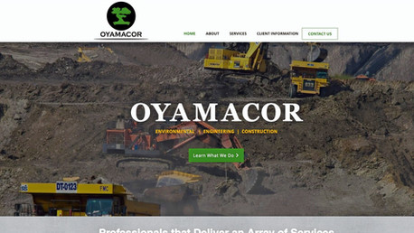 Oyamacor Inc.