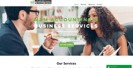 M&M Accounting and Business Services