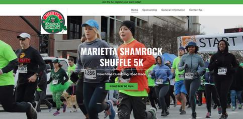 Marietta Shamrock Shuffle- Marietta Police Pal