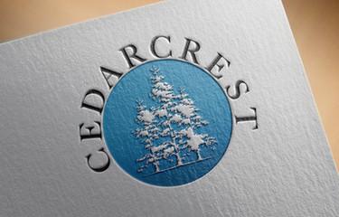 The City of Cedarcrest Logo #2