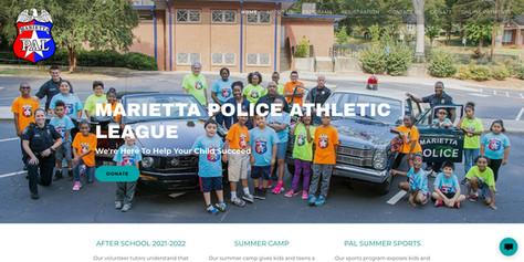 marietta police athletic league