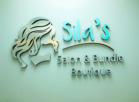 silas salon and bundle boutique logo