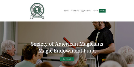 society of American Magicians Magic Endowment Fund