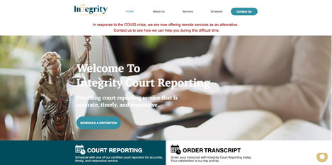 Integrity Court Reporting