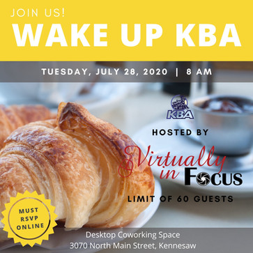 KBA Alive after 5 flyer 2 and social media post
