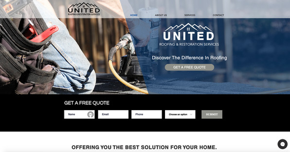United Roofing and Restoration Services