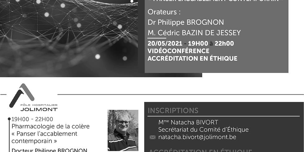 Visio-conférence : Pharmacologie de la colère
