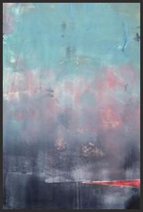 """Land's End"", by Karin Bruckner - Twitter Art Exhibit"