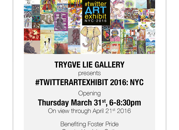 TAE16 NYC Poster
