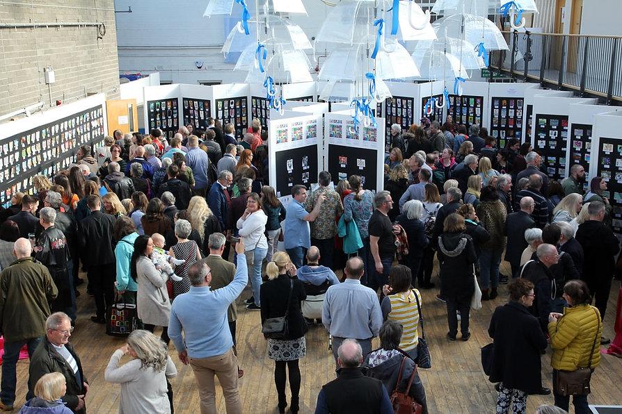 TAE 2019 Edinburgh Scotland Opening