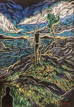 THE ARTIST SERIES By David Sandum