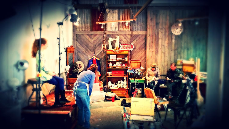 Peggi Kroll Roberts Workshop