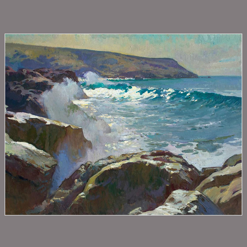 RAY ROBERTS: FUNDAMENTALS OF STRUCTURE & DESIGN IN THE SEASCAPE | JUNE 8-29