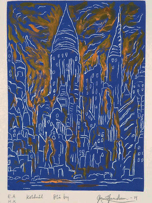 BLUE CITY, E.A.