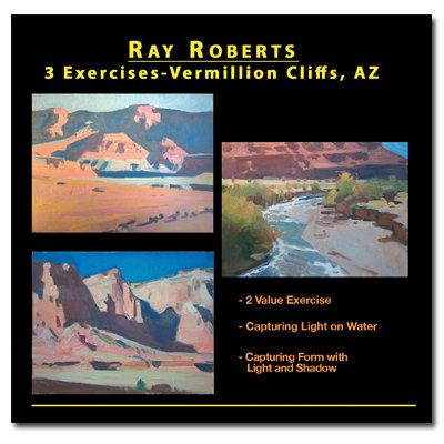 3 Exercises - Vermilion Cliffs, AZ
