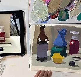 Peggi Kroll Roberts - Values & Figure Online Workshop