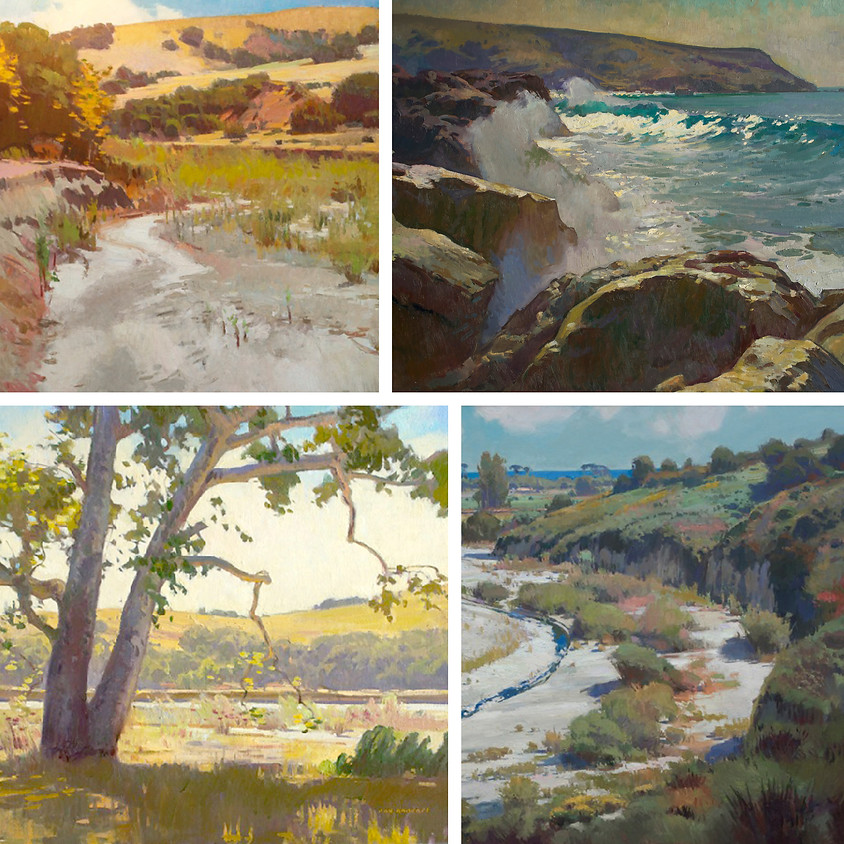 Ray Roberts: From Plein Air to Studio