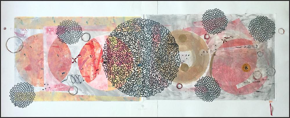 """Going In Circles"" by Karin Bruckner"
