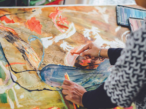 Meet Australian based TAE artist Kiran Grewal