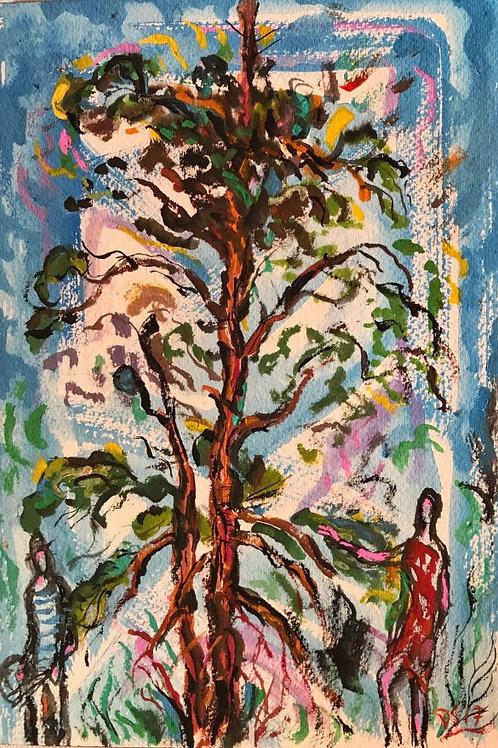 THE ARTIST (SERIES -II)