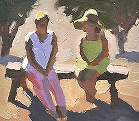 Figures in Sunlight