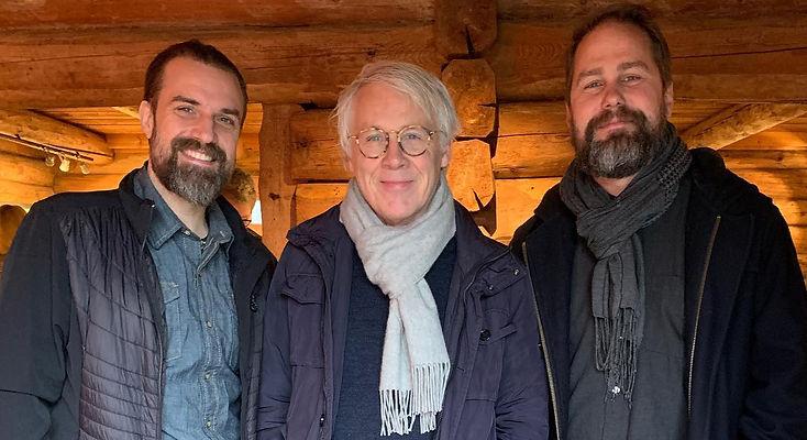 David Sandum - Erik Formoe - Petter Heps