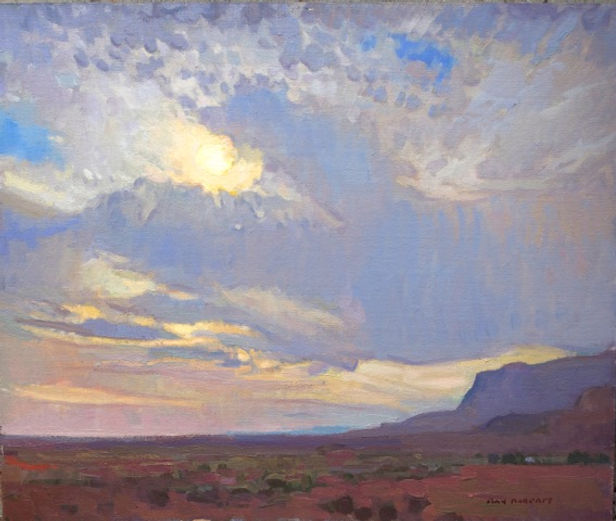 Ray Roberts Winter Skies 20x24.jpeg