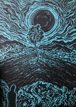 FULL MOON By David Sandum
