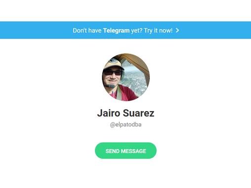 Políticas de Seguridad de Telegram - Me voy de Whatsapp!