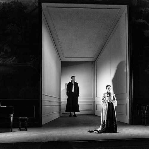 Werther Opening night at Opera National de Lorraine