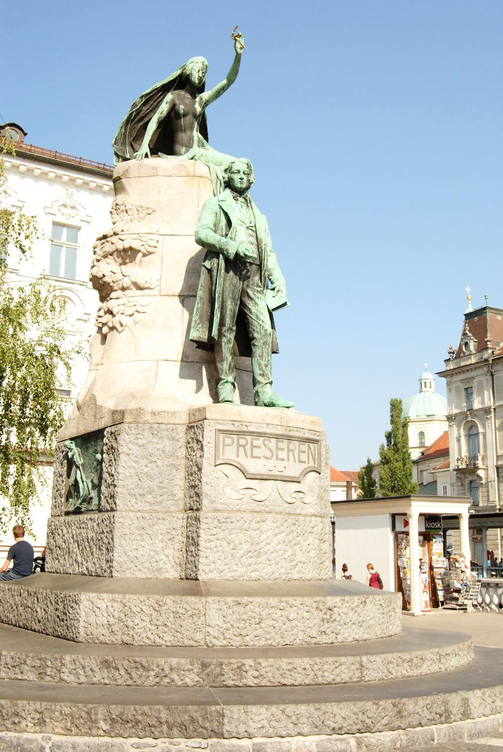 Preseren - Liubliana