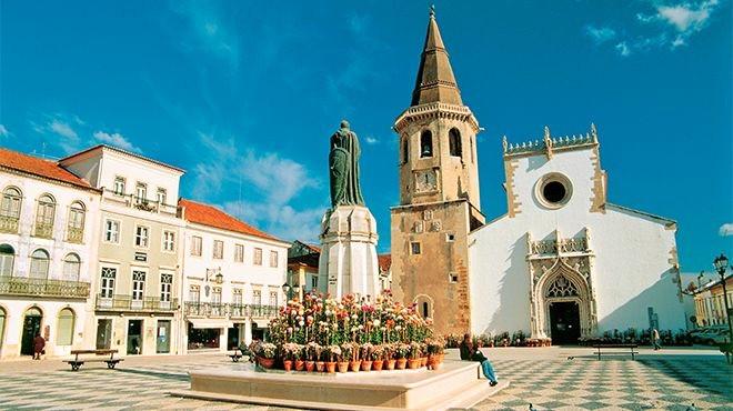 Igreja de São João Batista - Tomar - Portugal