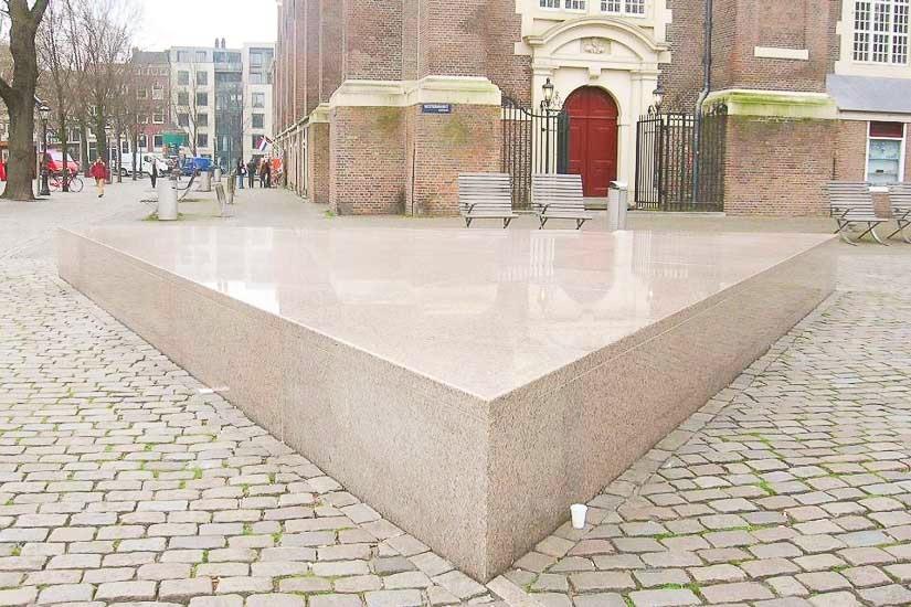 Amsterdam - Homomonument