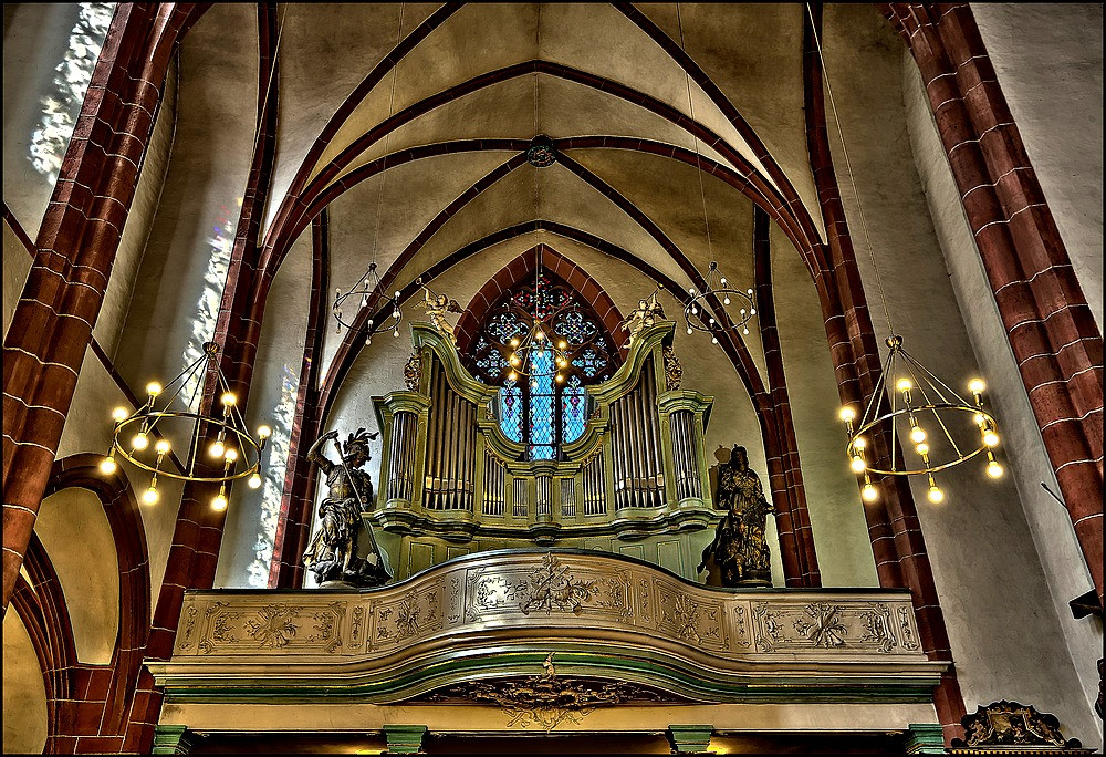 Deutschordenskirche - Frankfurt